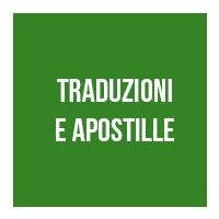 traduzioni e apostille
